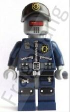 Lego 70801 The Lego Movie Robo SWAT Minifigure (Split From 70801)