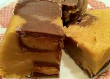Reeses cup peanut butter fudge homemade 1 lb SALE GOURMET