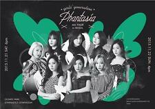 SNSD GIRLS' GENERATION [PHANTASIA] 4TH TOUR IN SEOUL DVD 2DISC+POSTER+Photo Book