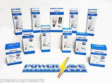 12 Pack Low Energy Saving Light Bulb Candle Shape Lamp SES E14 6w=40w S8228 240v