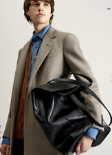 Dunhill Bag 100% Leather Duke Large Zip TOTE BNWT Black RRP £2295