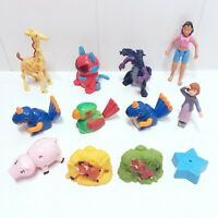 Retro McDonalds Happy Meal Toys - Bundle Lot Of Childrens McDonald's Toys