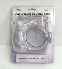Instax Mini Camera 7S Hard Shell Glitter Case FUJI With Shoulder Strap VSCO GIRL
