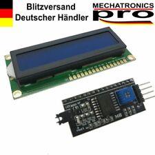 LCD 1602 + I2C HD44780 Blau Modul HD44780 Display Anzeige Arduino Raspberry