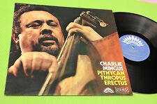 CHARLIE MINGUS LP PITHYCANTHROPUS ERECTUS NM FRANCE '70 TOP JAZZ !!!!!!!!!!!