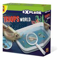 Ses Creative DEI BAMBINI Esplorate Triops Mondo Esperimento Kit (25113)