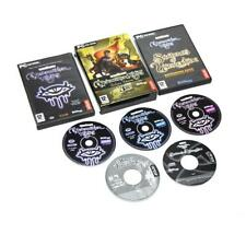 Neverwinter Nights Forever Realms Deluxe Edition 3 Game Box Set PC CD Rom