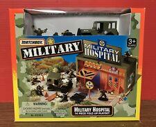 Vintage 1996 Matchbox Military Hospital Playset