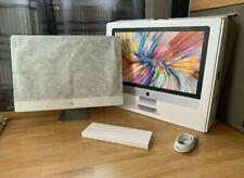 "Apple iMac con retina 5K display 27"" (Ssd512, Intel Core i9 8-core 32gb ram"