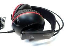 Asus Republic Of Gamers Pro Gaming Headset Headphones Used