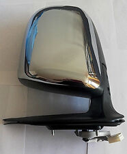 NEW Left Passenger side TOYOTA HILUX VIGO 2005-2011Chrome Electric Door Mirror