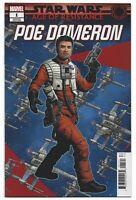 Star Wars AOR Poe Dameron #1 2019 Unread McKone Puzzle Variant Marvel Comics