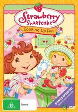 Strawberry Shortcake - Cooking Up Fun (DVD, 2009, Region 4) NEW & SEALED