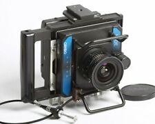 """Cambo Wide 580 4x5"""" mit Schneider Kreuznach 5,6/58 XL Multicoating Lens"""