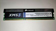 Corsair XMS3 CMX8GX3M2A1600C9 1x4GB PC3-12800 DDR3-1600MHz DIMM PC Desktop RAM