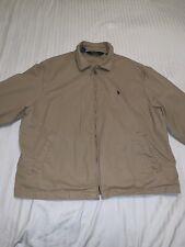 Polo Ralph Lauren Wimbledon Tennis Blazer Jacket New XXL Cream
