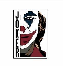 Enamel Pin Badges - Set of 1 - Joker Half Face - EB0040