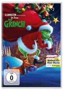 DVD * DER GRINCH (2018) - WEIHNACHTS-EDITION # NEU OVP +