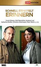 SCHNELL ERMITTELT: ERINNERN (Ursula Strauss, Wolf Bachofner) NEU+OVP