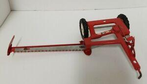 Nice Vintage Tru-Scale Sickle Bar Hay Mower / 1/16 Scale