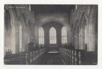 Mold Church Flintshire Vintage Postcard North Wales 909b