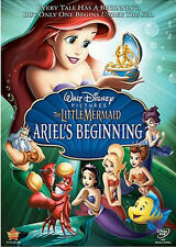 USED - The Little Mermaid - Ariel's Beginning (DVD, 2008)