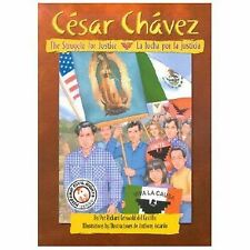 Cesar Chavez: La Lucha Por la Justicia (Hardback or Cased Book)