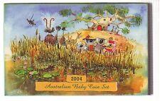 2004 Royal Australian Mint BABY PROOF Set Year Birthday Gift Koala Series