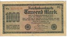 GERMANY, 1000  MARK, 1922