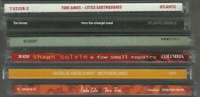 Lot of 6 Indie/Rock Cds-Tori Amos, Shawn Colvin, Natalie Merchant, Paula Cole