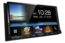 "Kenwood DDX9703S 6.95"" 2-DIN DVD Receiver Android Auto Apple CarPlay Bluetooth"