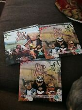 Daily Mail Children's Classics Dvd X 3 The Wind In The Willows movie film
