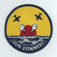 VF-111 SUN DOWNERS #1 patch