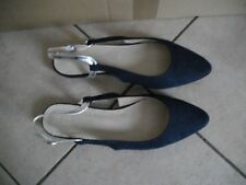 Sandales et chaussures de plage bleus pour femme | eBay