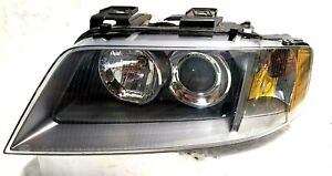 2002 - 2005 AUDI A6 Allroad C5 HEADLIGHT LAMP ASSEMBLY XENON DRIVER LEFT LH OEM