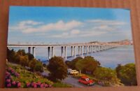 Postcard . Tay road Bridge colour card  unposted