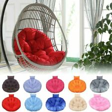 Hanging Egg Chair Cushion Sofa Swing Chair Thick Seat Cushion Padded Pad Covers
