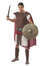 Adult Roman Soldier Costume Greek Toga Adult Standard Size