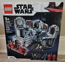 LEGO STAR WARSReturn Of The Jedi Death Star FINAL DUEL 75291 Brand New Sealed