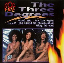 THE THREE DEGREES : THE THREE DEGREES / CD - TOP-ZUSTAND