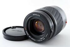 Minolta AF Zoom 80-200mm f/4.5-5.6 Macro Lens Sony A Mount JAPAN [Excellent++]