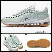 NIKE WOMEN'S AIR MAX 97 SI UK5.5/EUR39 BARELY GREEN[AO2326 300] 100% AUTHENTIC