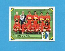 PANINI CALCIATORI 1993/94- Figurina n.474- SQUADRA/TEAM - MODENA -NEW