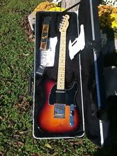 2013 USA Fender American Standard Telecaster Electric Guitar OHSC, Sullivan Pups