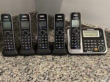 PANASONIC KX-TG7871 &   5pc SET w ADAPTERS...TESTED & WORKS