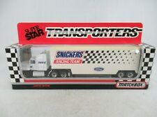Matchbox convoy Ford Superstar White Rose Snickers