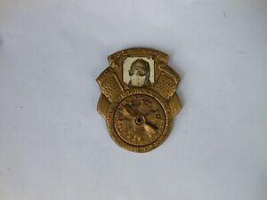 Vintage Cereal Premium Captain Midnight Decoder Badge w/ real photo