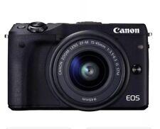 Canon M3 fotocamera digitale con obiettivo 15-45 mm