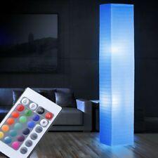 DEL 7 W papier Debout Lampe Pied Interrupteur de salon chambre éclairage EEK Bon état