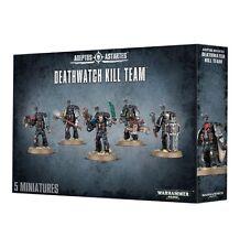 Warhammer 40k Deathwatch Kill Team NIB